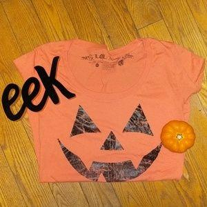 LOL Vintage Jack-o'-lantern Halloween Shirt
